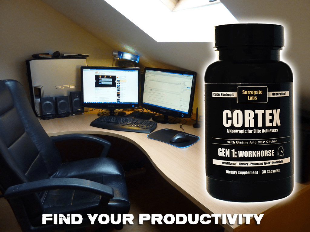Buy the cortex nootropic stack