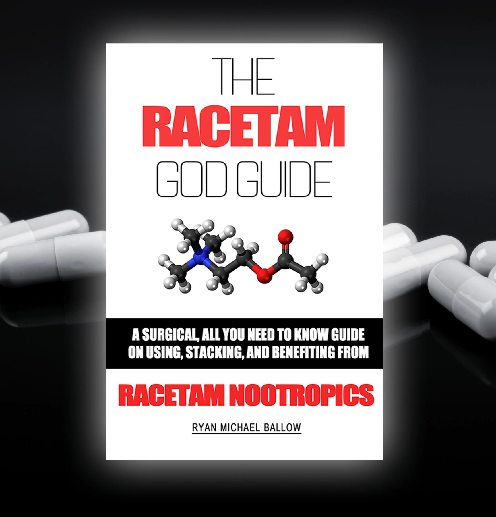The Racetam God Guide Nootropics Book
