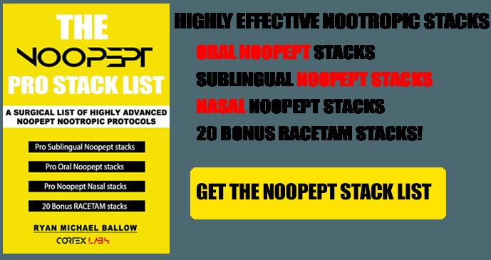 Noopept Popup